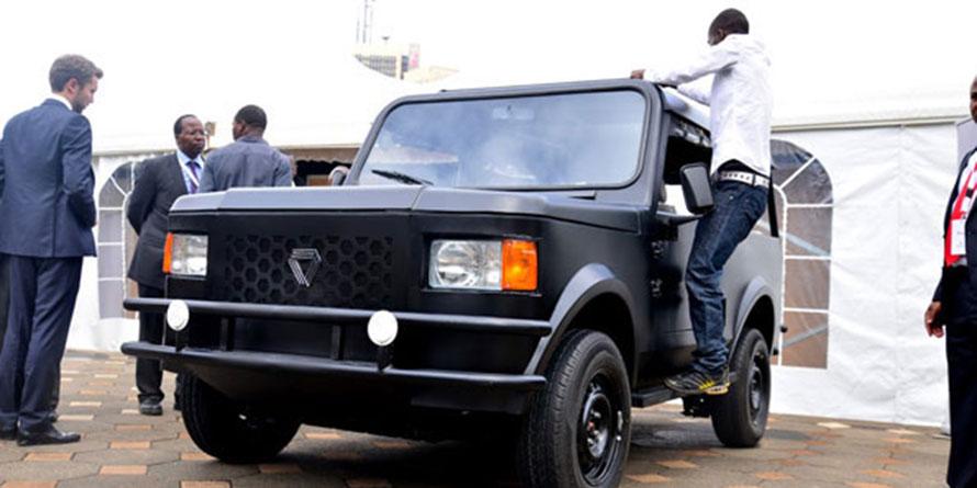 Mobius Car Kenya Price