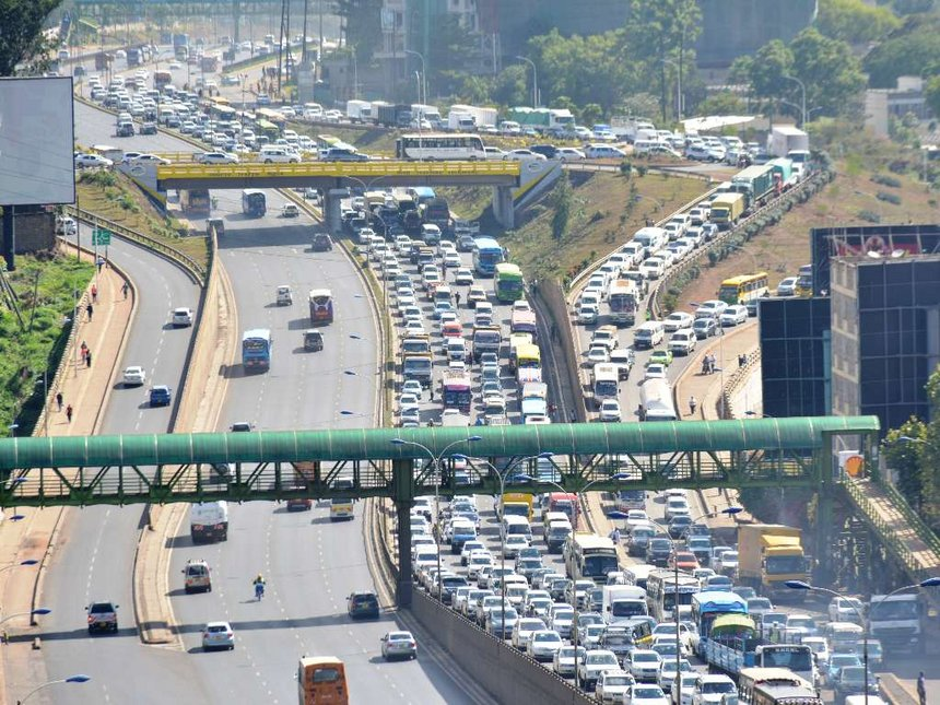 Kenya transport and travel - how do you move around?