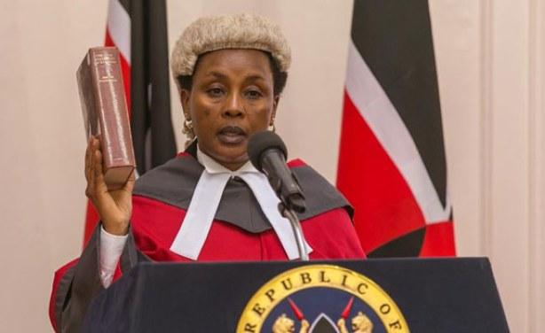 Kenya: Deputy CJ Philomena Mwilu's Driver Shot