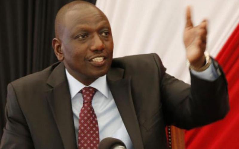 Raila Odinga lands at JKIA amid chaos in Nairobi