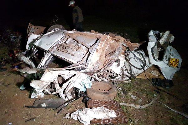 Seven musicians killed in Nakuru-Eldoret highway accident