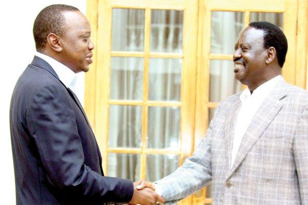 NASA MP: I only recognise Uhuru Kenyatta as president of Kenya