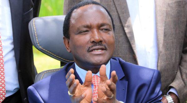 'Mock' swearing-in ceremony for Kenyan opposition leader Raila Odinga