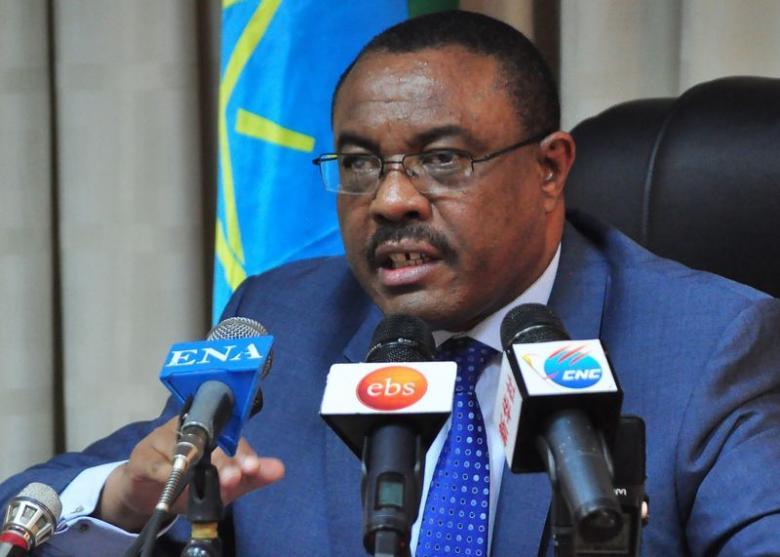 Ethiopia prime minister Hailemariam Desalegn resigns