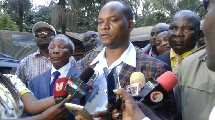 'I was set up,' Kirinyaga deputy governor says after viral explicit video