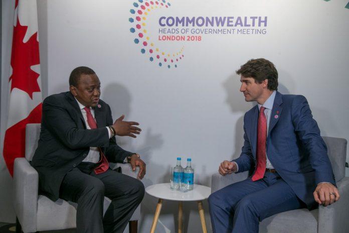 President Uhuru Kenyatta's Interview to Air Shortly on CNN