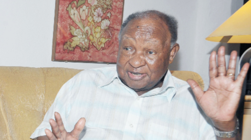 Kenya Mourns Second Liberation Hero Kenneth Matiba