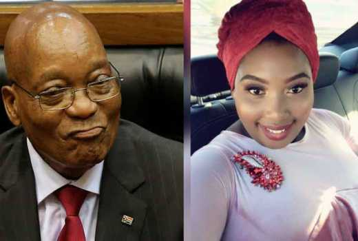 Who is Zuma's new bae, Nonkanyiso Conco?