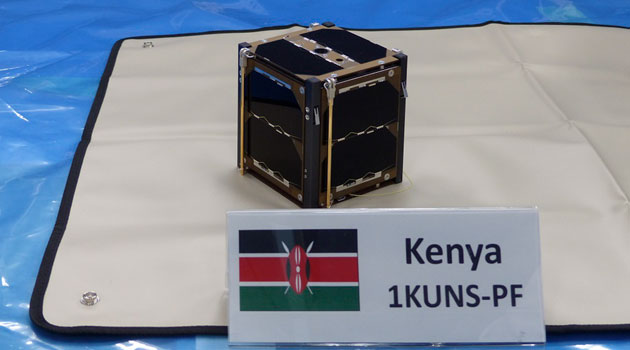 Kenya to launch its first satellite into space