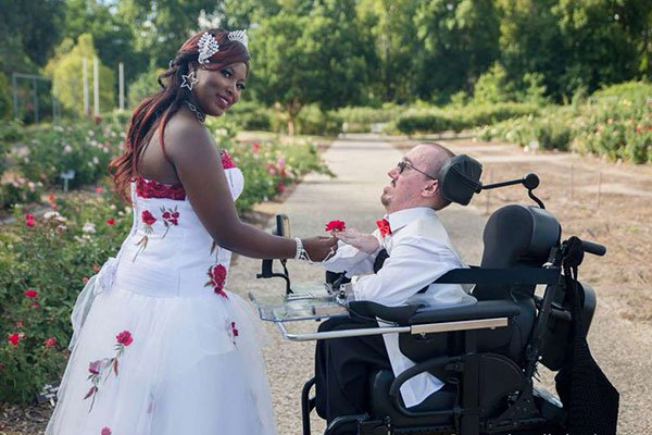 Kenyan-Born Woman Speaks About Her Wedding To Disabled
