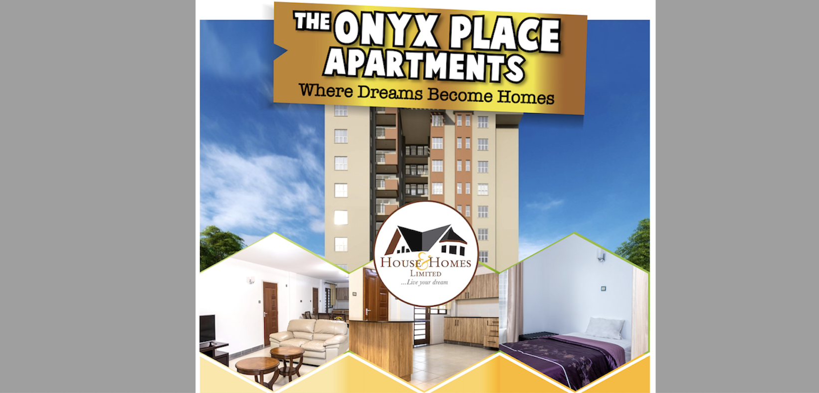 Introducing The Onyx Place Apartments: A Contemporary Urban Development along Waiyaki Way