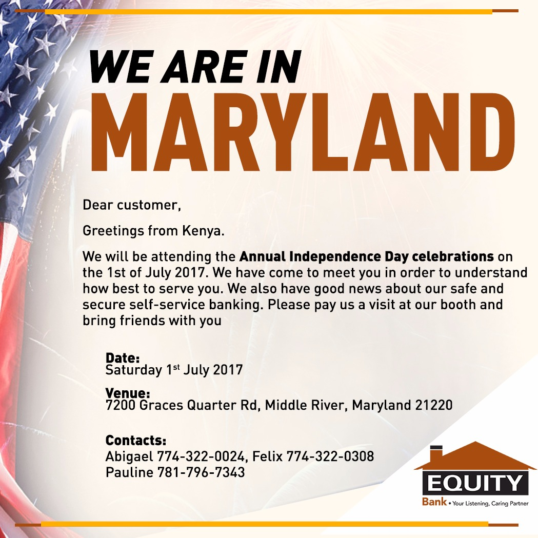 Equity Bank - Baltrimore, Maryland