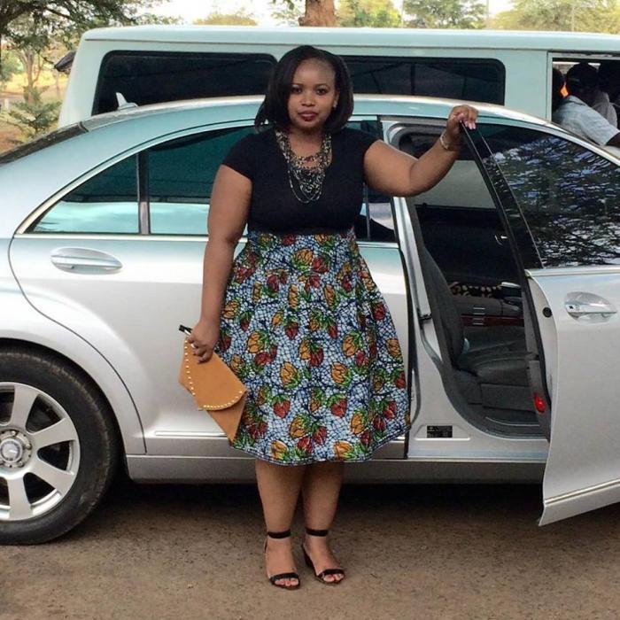 NGANGA WIFE