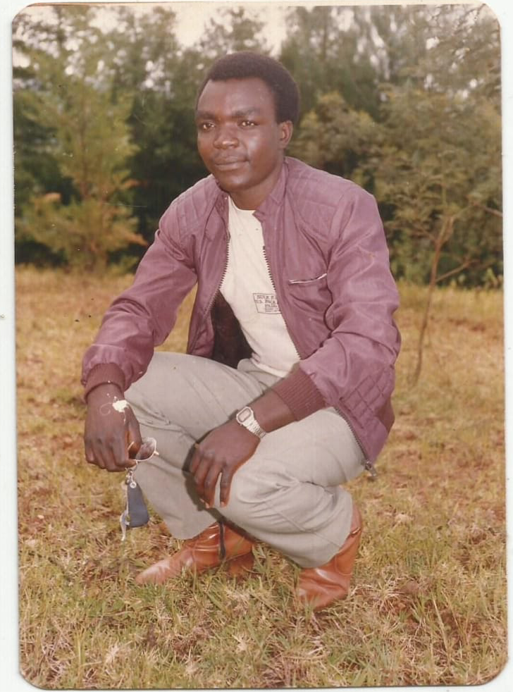 William Kinya Otieno