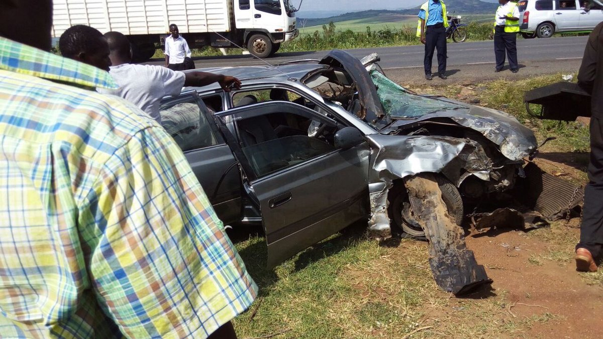 Christabel Ouko - Car Accident
