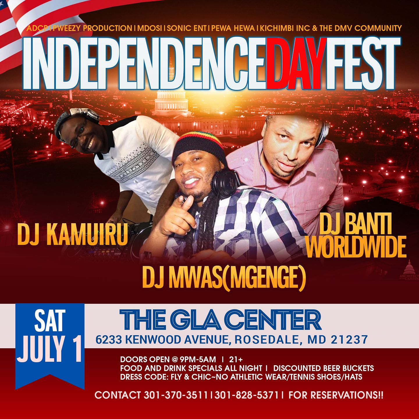 Independence Day DMV Fest