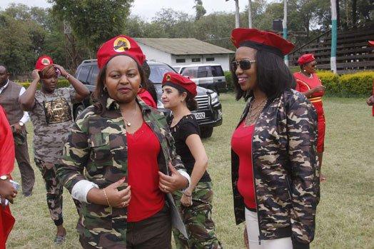 Jubilee Women Brigade