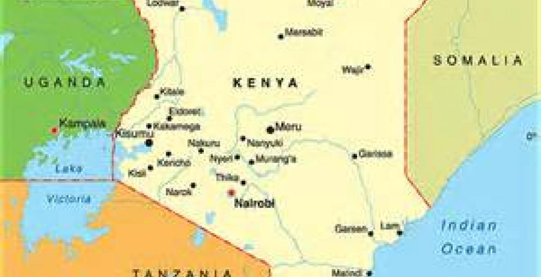 US State Department Issues Kenya Travel Warning Mwakilishicom - Us travel alert map
