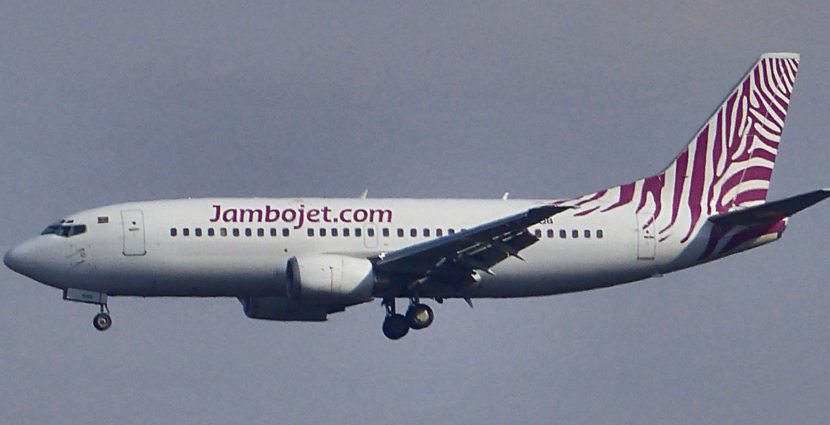 Jambojet Gets Nod to Fly Cheap Flights in 11 Countries