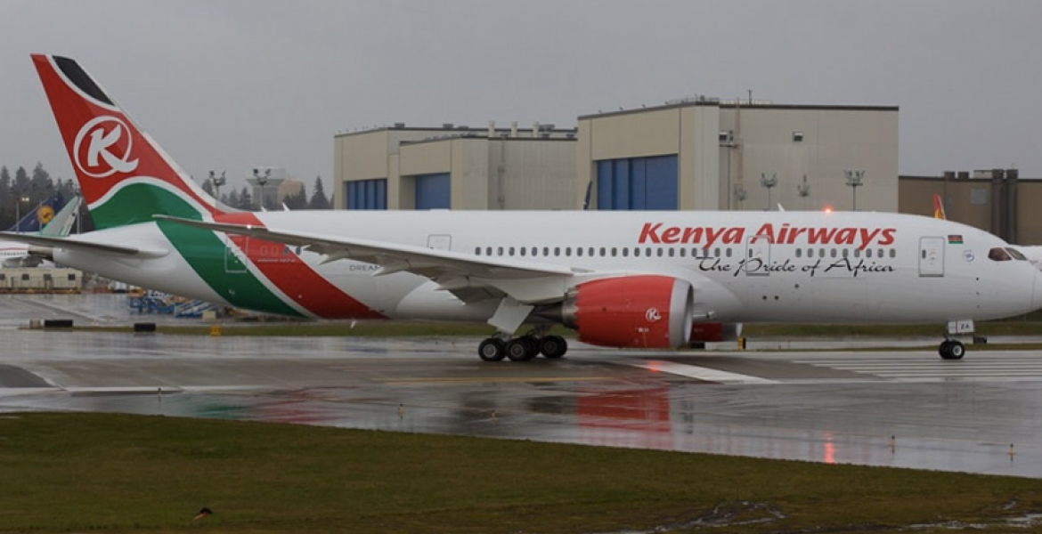 Kenya Airways Faces Flights Disruption