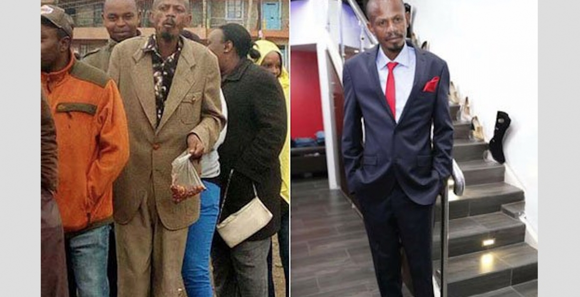"""Githeri Man"" Hires Lawyer, Manager"