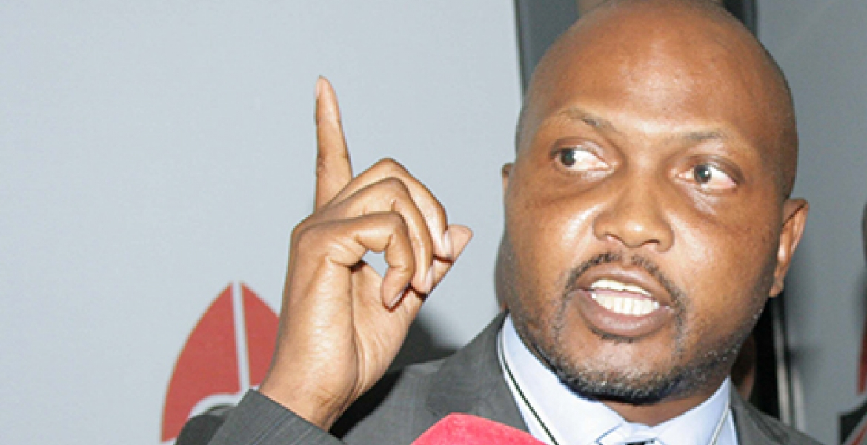 Image result for gatundu South Member of Parliament Moses Kuria