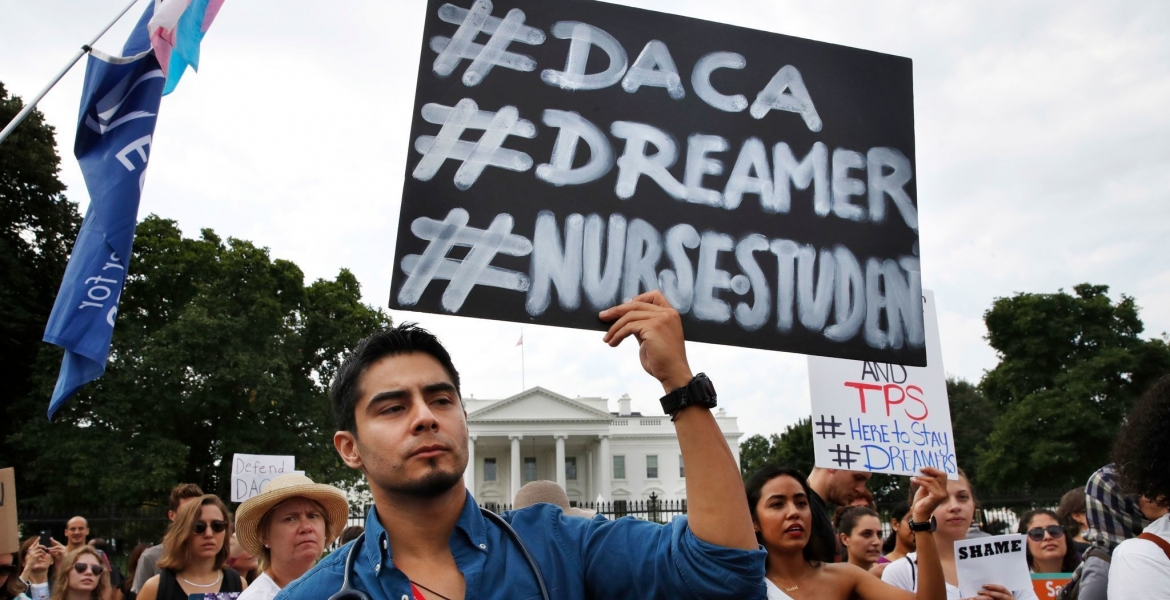 Immigration: DACA Recipients Have until October 5th to Renew Work Permits Before Program Ends