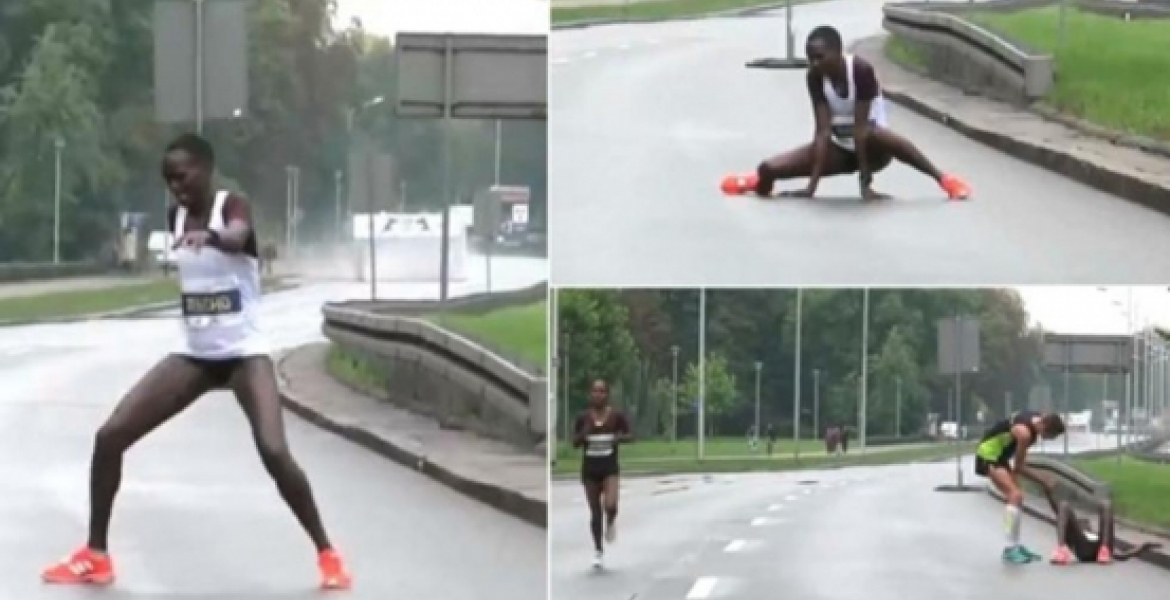 Warsaw Marathon Organizers on the Spot for Neglecting Collapsed Female Kenyan Athlete