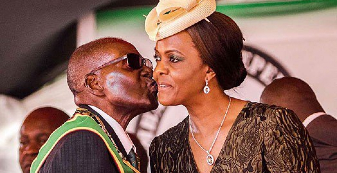Journalist Who Wrote about Robert Mugabe's Wife's Underwears Arrested