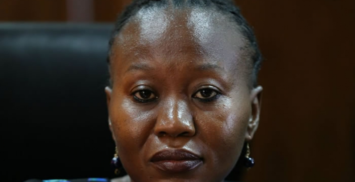 Former IEBC Commissioner Roselyn Akombe Breaks into Tears During an Interview with NPR Radio in the US