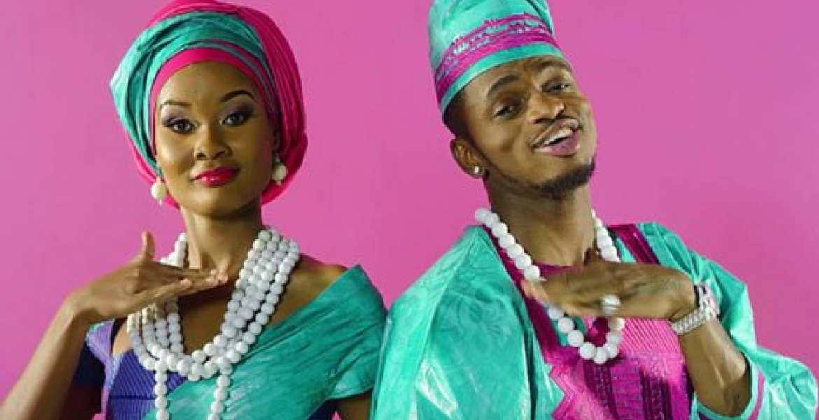 Tanzanian Singer Diamond Platnumz As He's Sued for Child Support