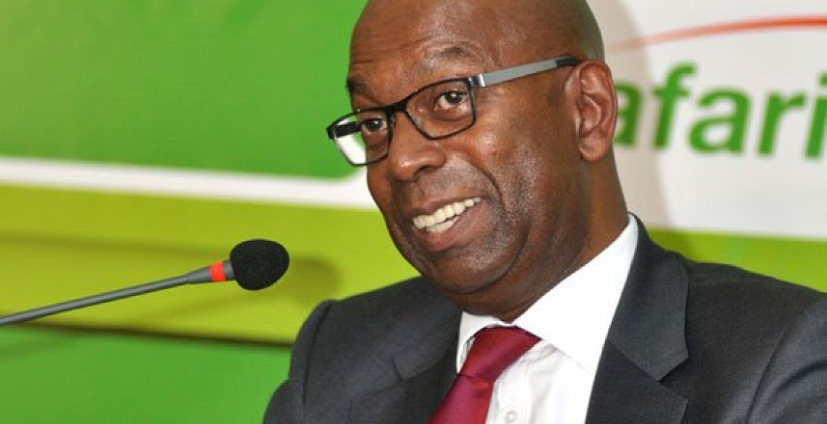 "Safaricom CEO Bob Collymore Takes Sick Leave for ""A Number of Months"" to Receive Specialized Treatment"
