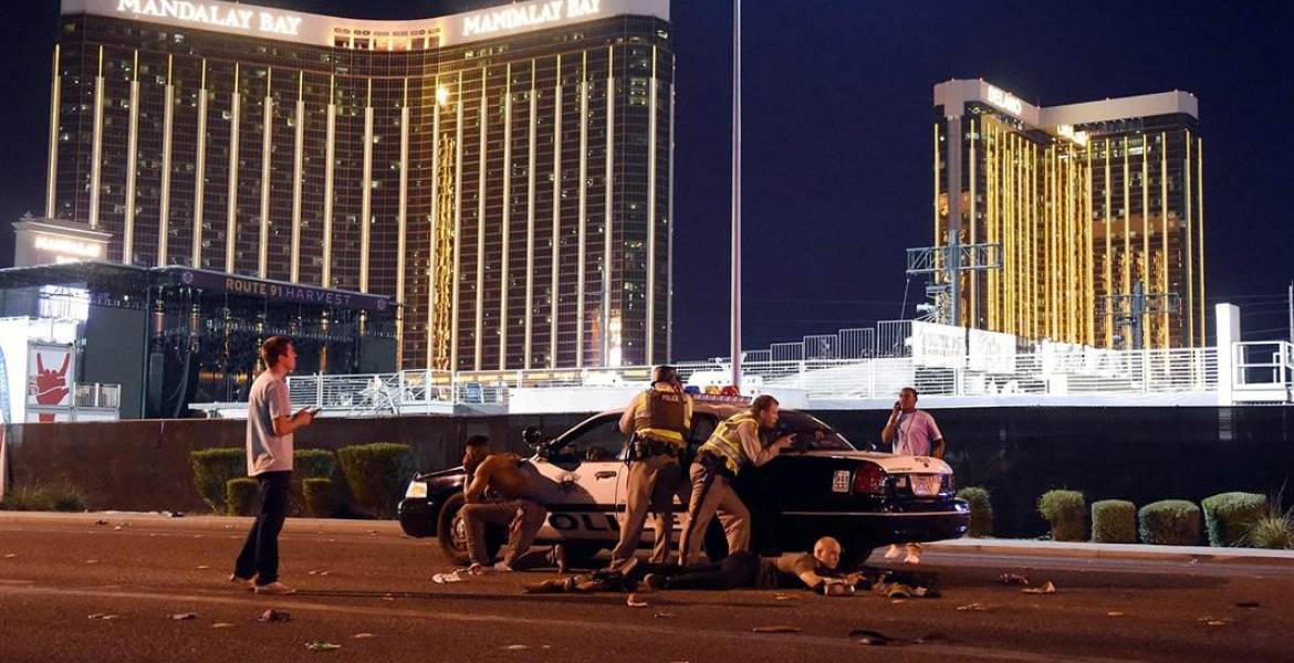 At Least 50 Killed, 200 Injured as Gunman Opens Fire at Las Vegas Concert