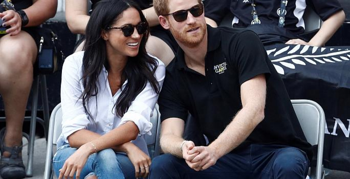 Britain's Prince Harry to Wed American Actress Meghan Markle