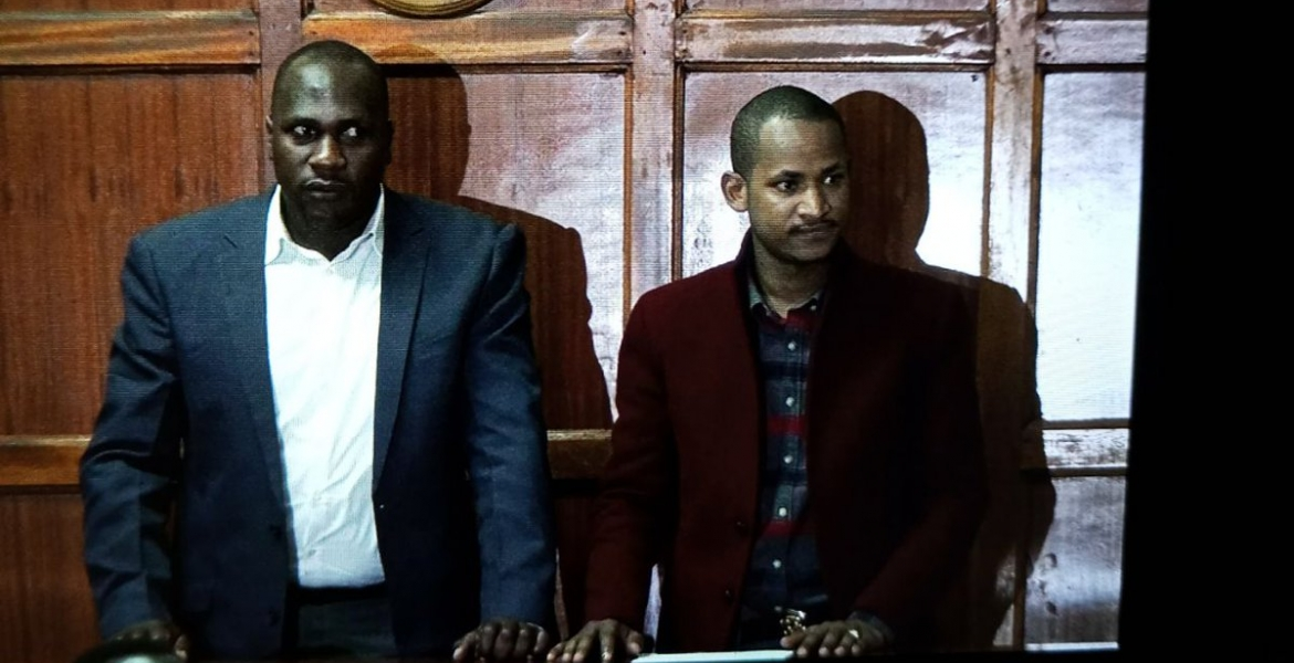 Babu Owino Freed on Bond after Being Charged with Assaulting a Parking Attendant