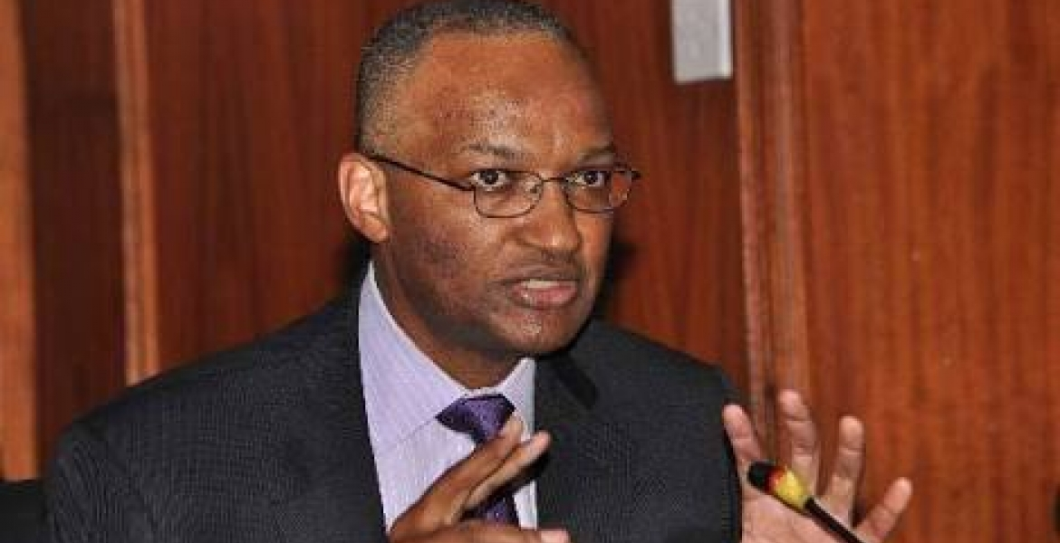 Central Bank of Kenya Governor Patrick Njoroge Named Best Banker in Africa