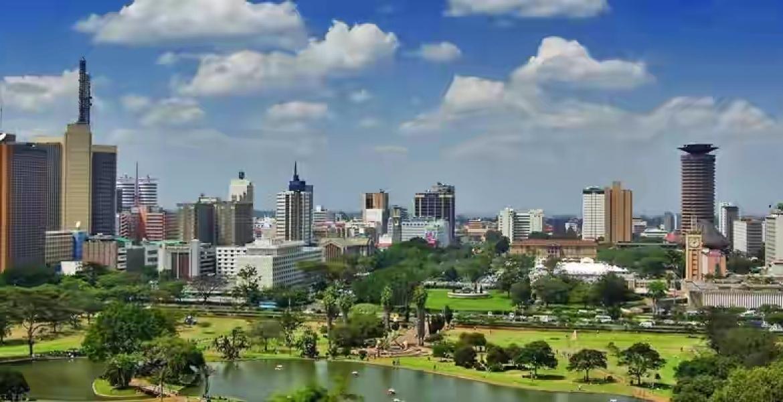 Nairobi city skyline3