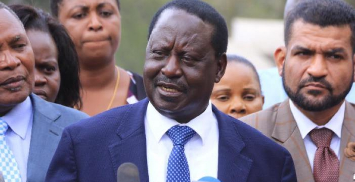 Kenyans in the US Split over Raila's Swearing-in