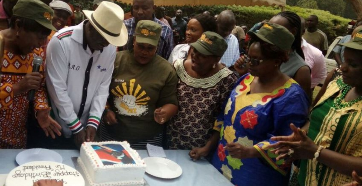 Raila Celebrates 73rd Birthday with Supporters