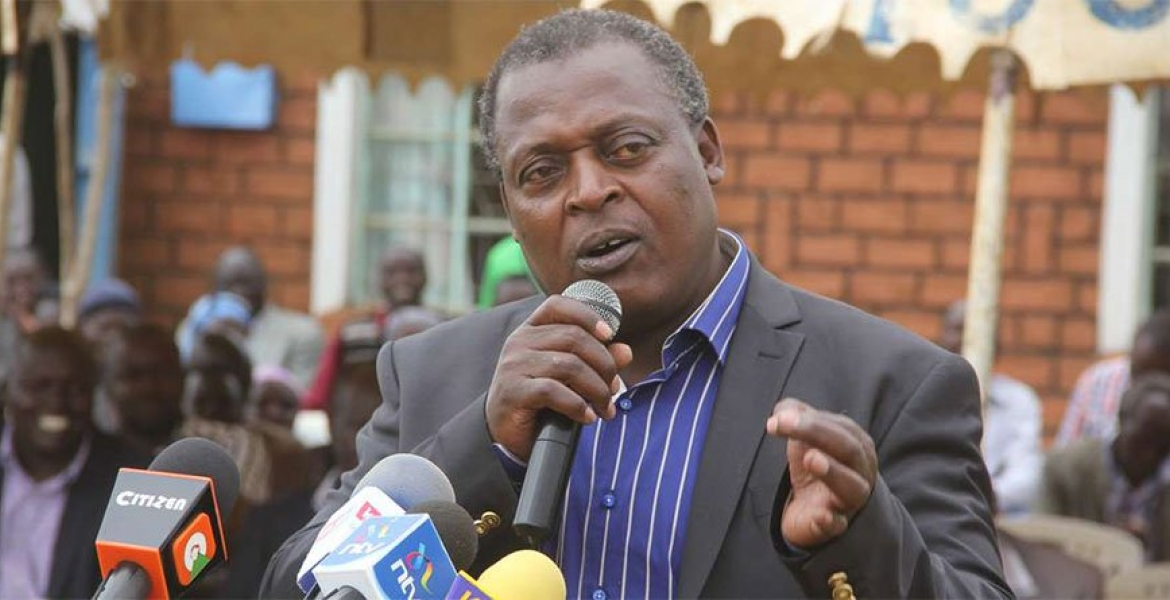 CBK Sells Cyrus Jirongo's 103-Acre Farm to Recover Sh495 Million Defaulted Loan