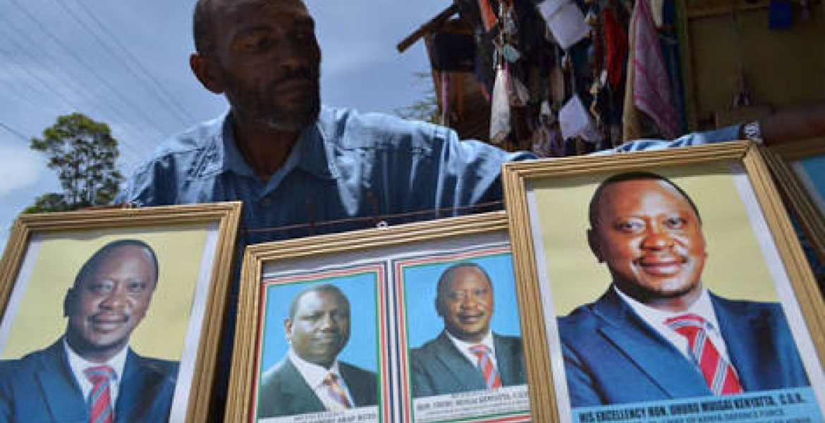 Remove President Uhuru's Portraits and Replace them with Raila's, Miguna Miguna Directs NASA Supporters