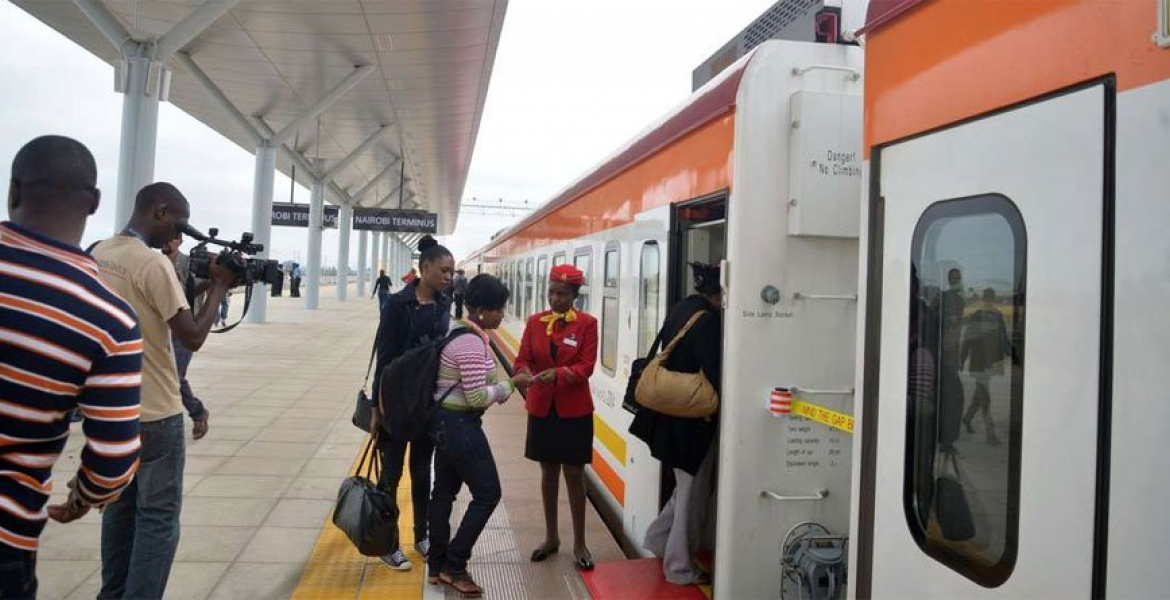 SGR Train Ticket Prices for Economy Class Between Nairobi and Mombasa to Rise to Sh1,200