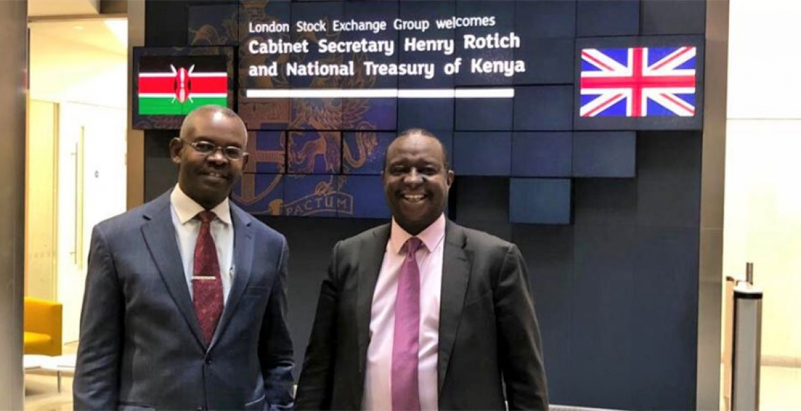 Kenya Secures Sh203 Billion in New Eurobond Issue
