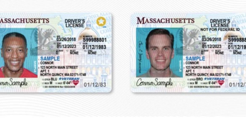 Massachusetts License Be Requirement Instituted com To New Monday Driver's Mwakilishi