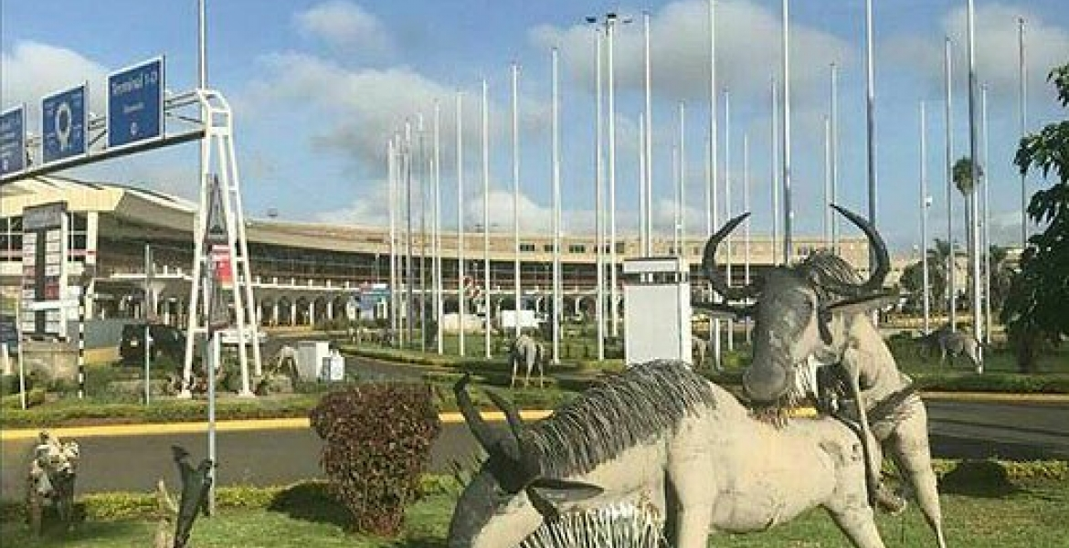 Self-Declared Kenyan 'Moral Police' Ezekiel Mutua Wants 'Sexually Suggestive' Wildebeests Sculpture Removed from JKIA