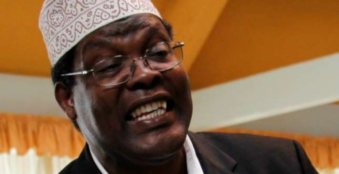 Miguna Miguna Cancels His Second Return to Kenya