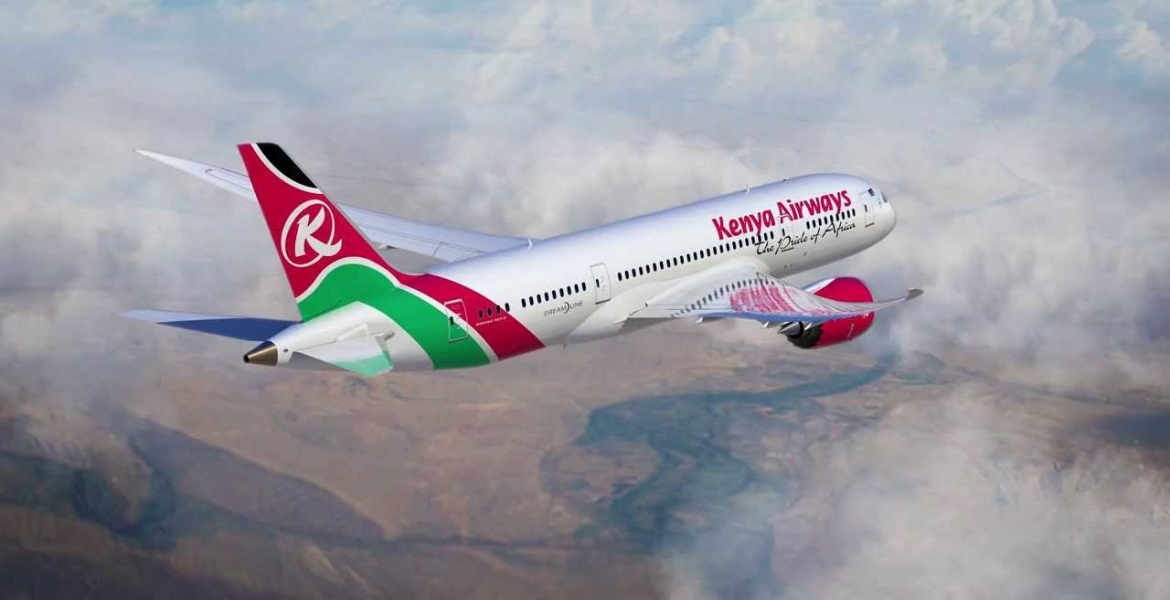 Uhuru to Fly Aboard KQ on Maiden Direct Trip to US
