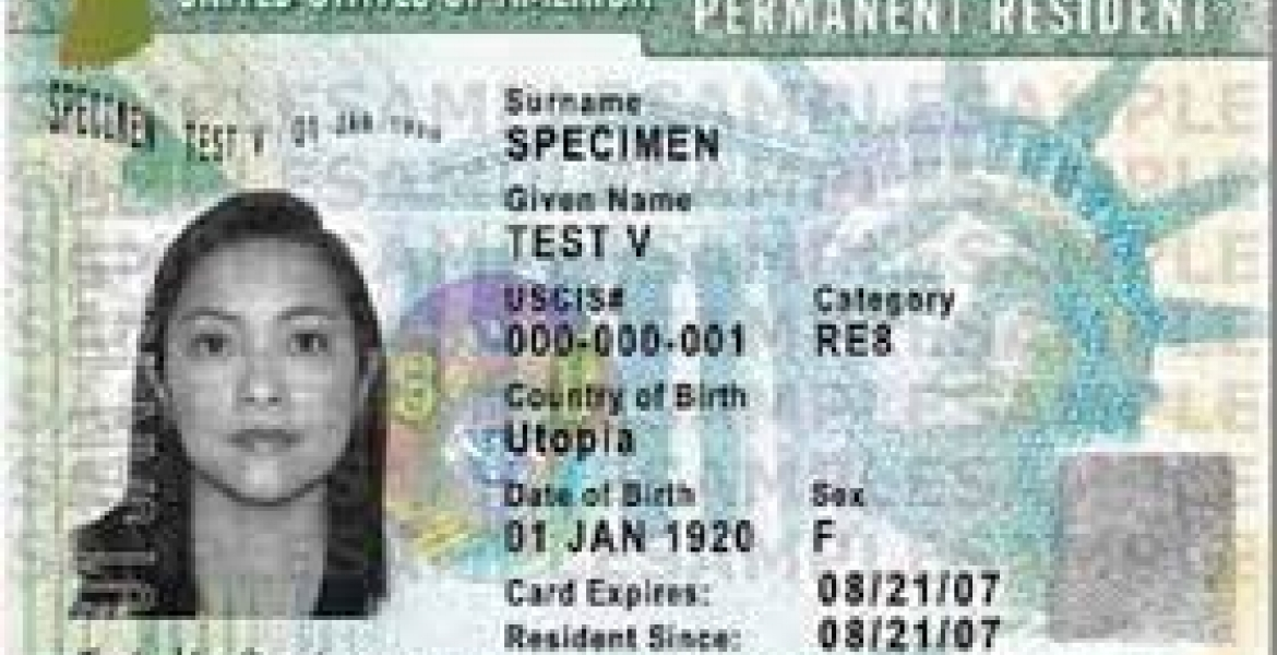 Us Green Card Lottery Diversity Visa Dv 2020 Application Period