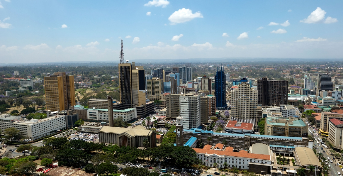 Nairobi Ranked Africa's Most Expensive City to Live in