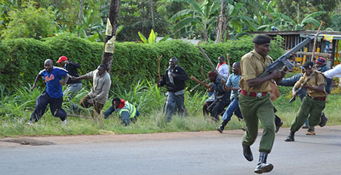 Gov't Launches Crackdown as the Dreaded Mungiki Group Returns to the Streets